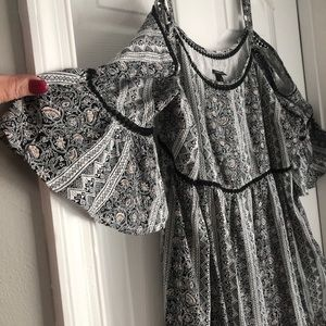torrid Dresses - TORRID - NWOT Cold Shoulder Dress
